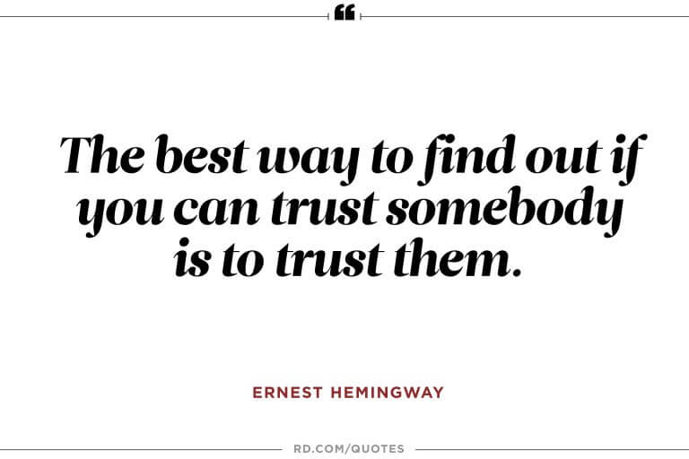 ernest hemingways inspiration Do not worry you have always written before and you will write now 23 ernest hemingway quotes for writers.