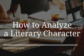 How to Analyze a Literary Character
