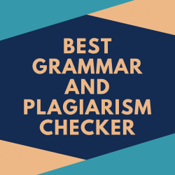 Check Grammar and Plagiarism Here
