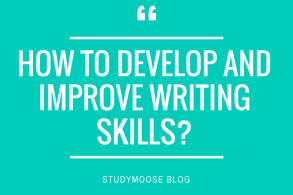 How to Develop and Improve Writing Skills