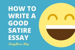 How to Write a Good Satire Essay