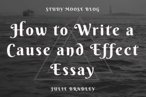 How to Write a Cause and Effect Essay