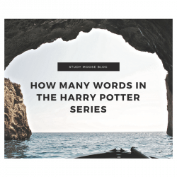 How Many Words in the Harry Potter Series