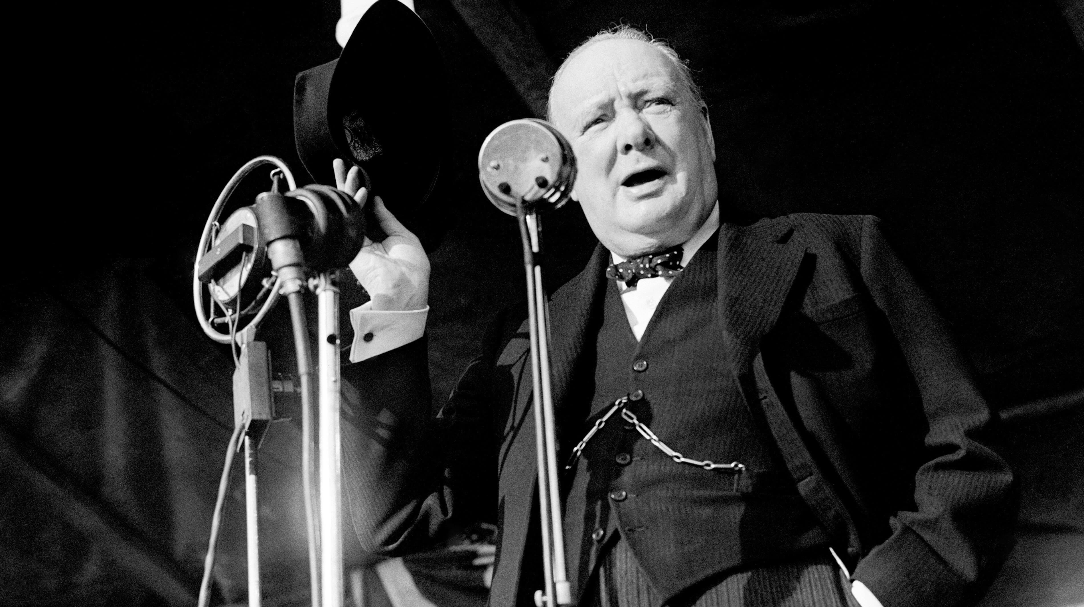 Winston Churchill's 10 most important speeches