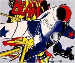 Blam by Lichtenstein