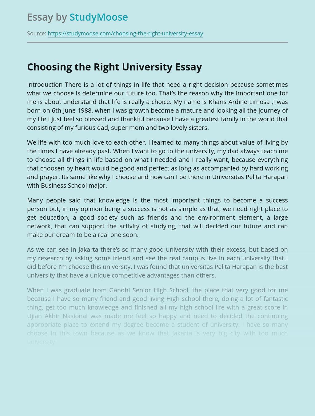 Choosing topic college admission essay resume psg ajaccio 4 1