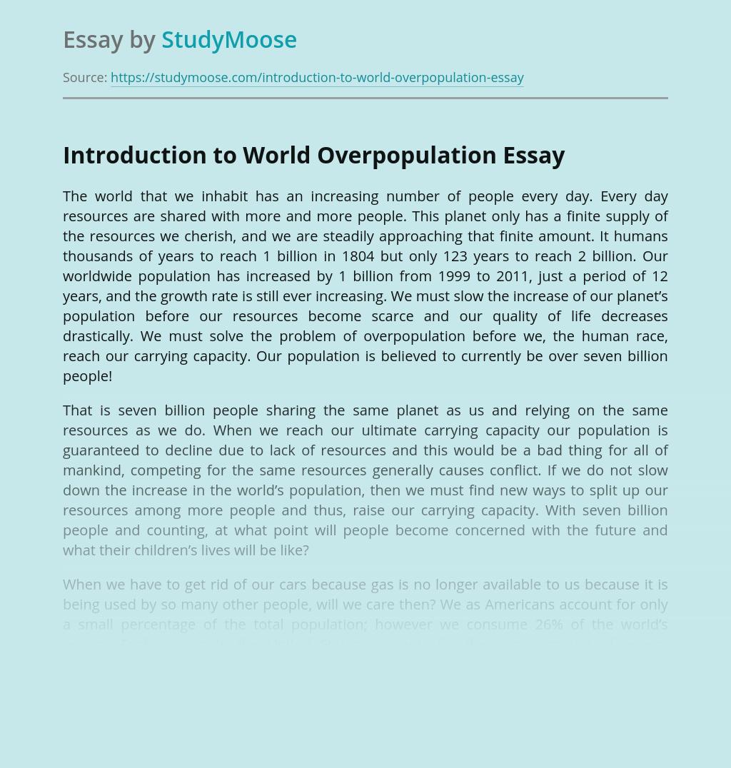 Population introduction essay university admissions representative resume example