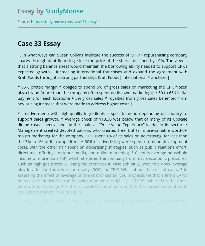 Case 33