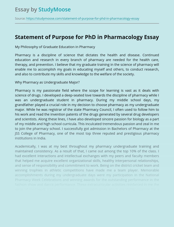 popular phd essays ideas