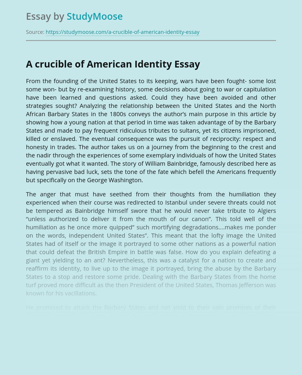 Experiences to write about in college essay