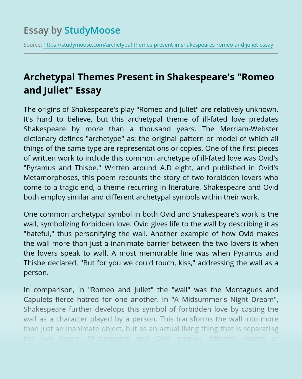 Essays about eveline by james joyce