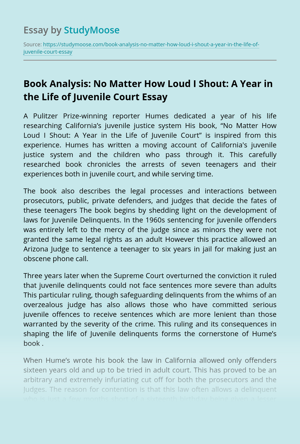 Process analysis essay peer review