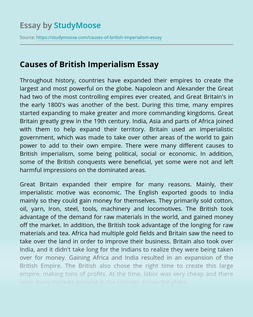British imperialism in africa essay top presentation proofreading sites au