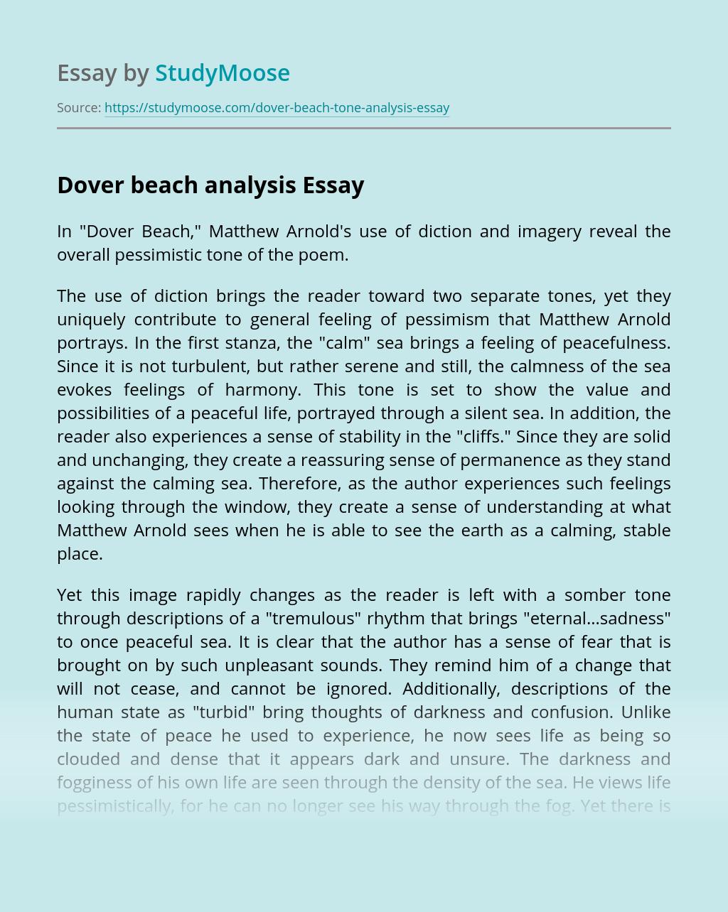 Wallpaper Poem Gallery Dover Beach Analysi Pdf Paraphrase Summary