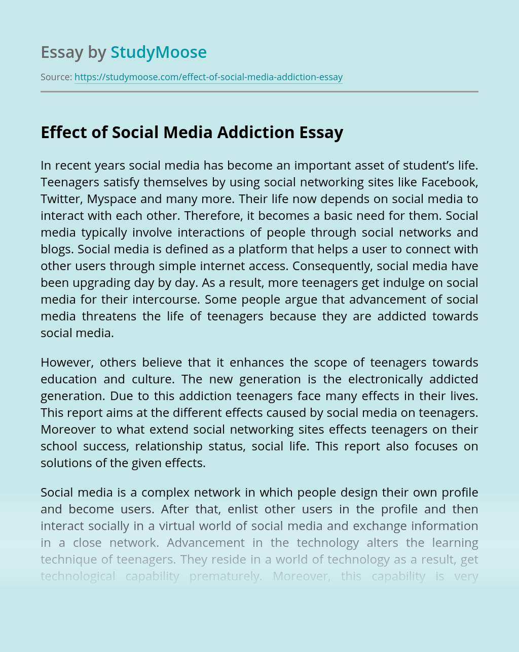 Essay on effects of alcohol and drugs on driving