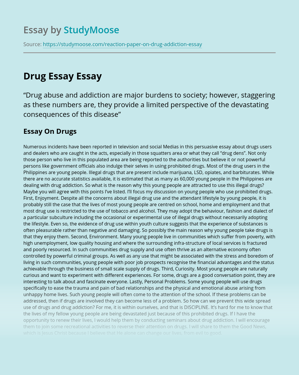 Design research paper