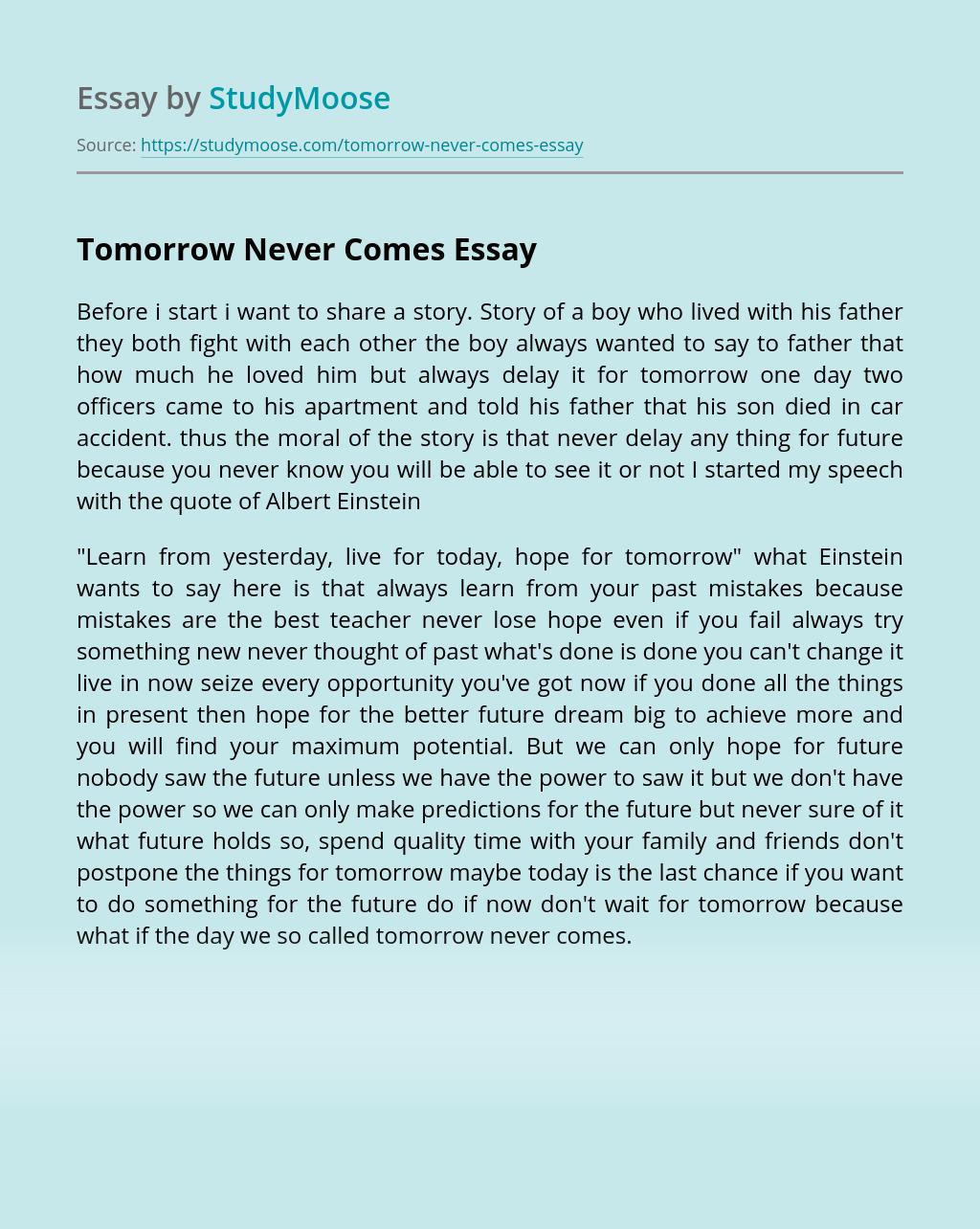 Essay school safety