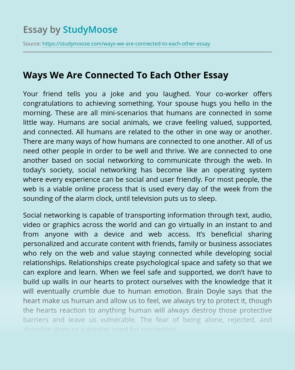Essay connection help me write physics literature review