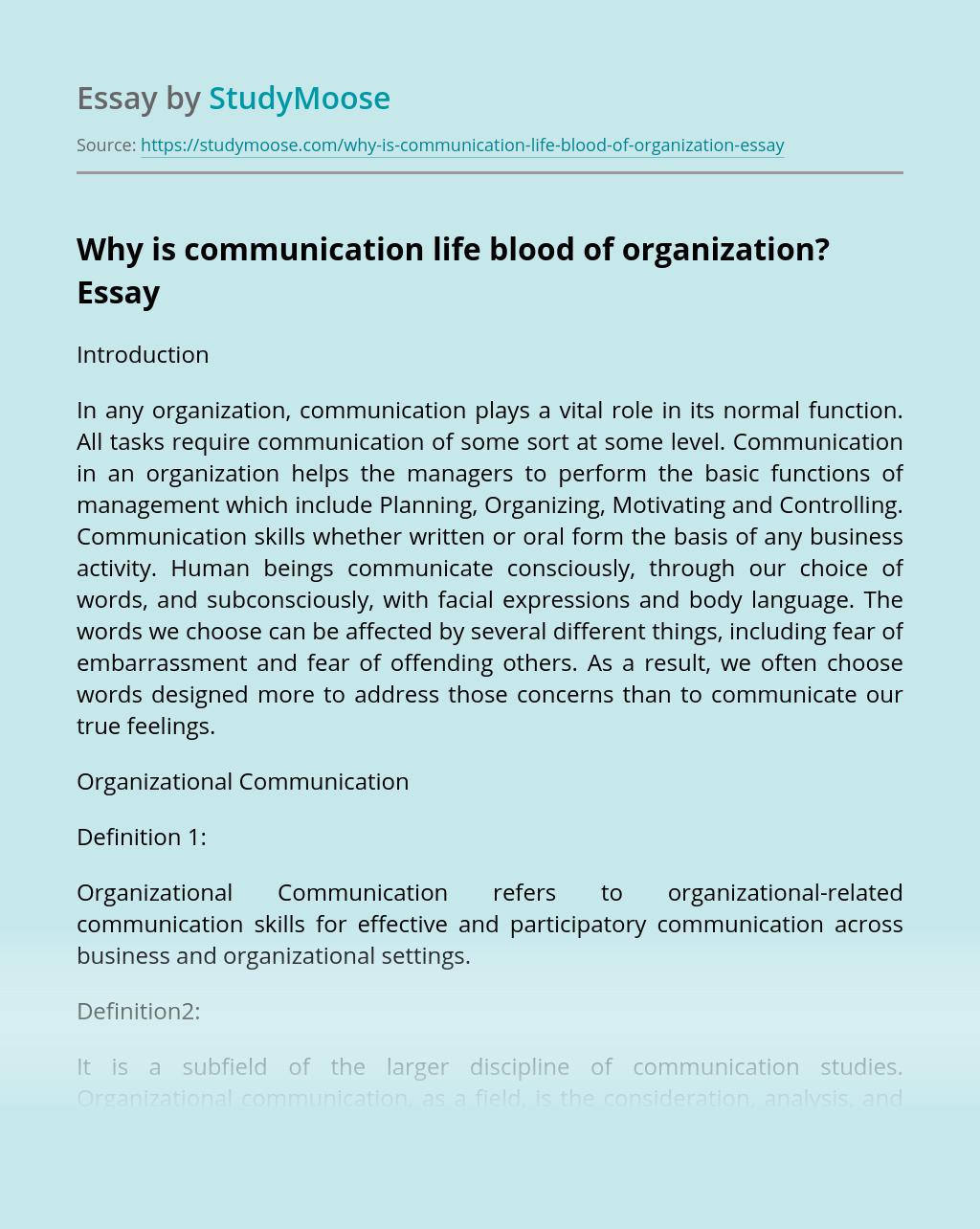 Conclusion effective communication essay essay reflective practice teaching