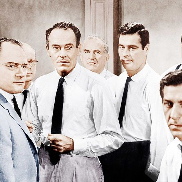 12 Angry Men Essay Examples