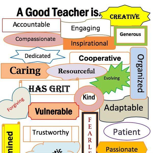 A Good Teacher Essay Examples