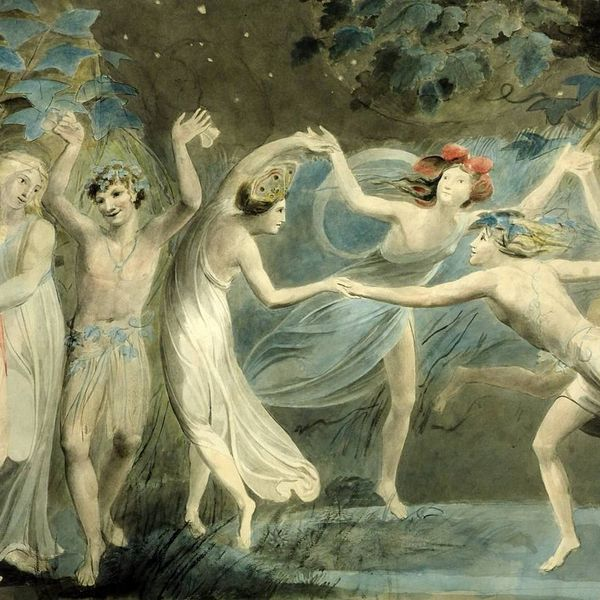 A Midsummer Nights Dream Essay Examples