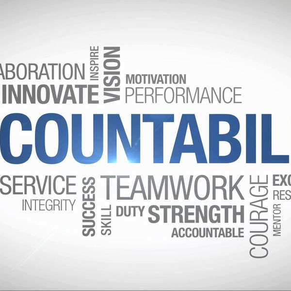 Accountability Essay Examples