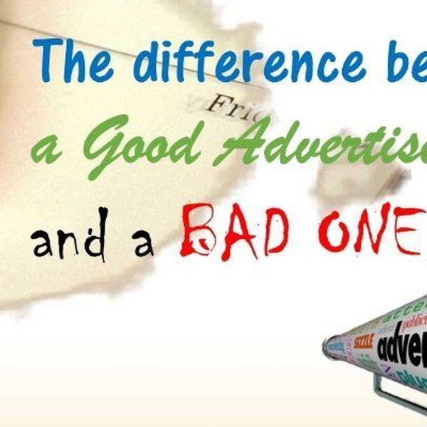 Advertisement Good Or Bad Essay Examples