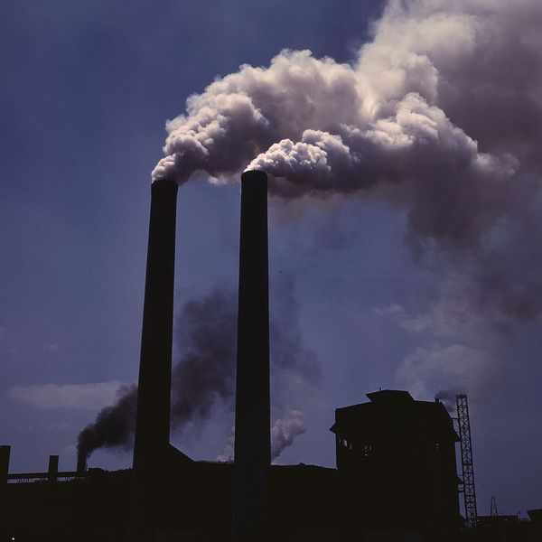 Air Pollution Essay Examples