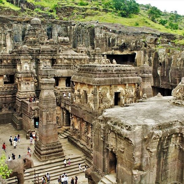 Ajanta And Ellora Caves Essay Examples