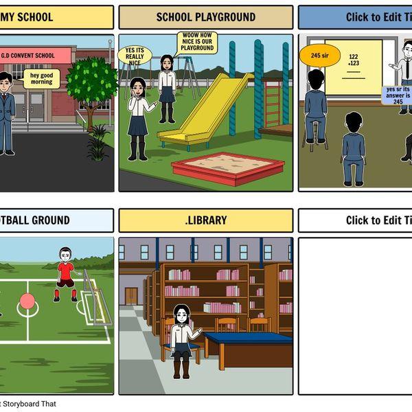 An Ideal School Essay Examples