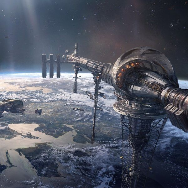 An Imaginary Space Travel Essay Examples