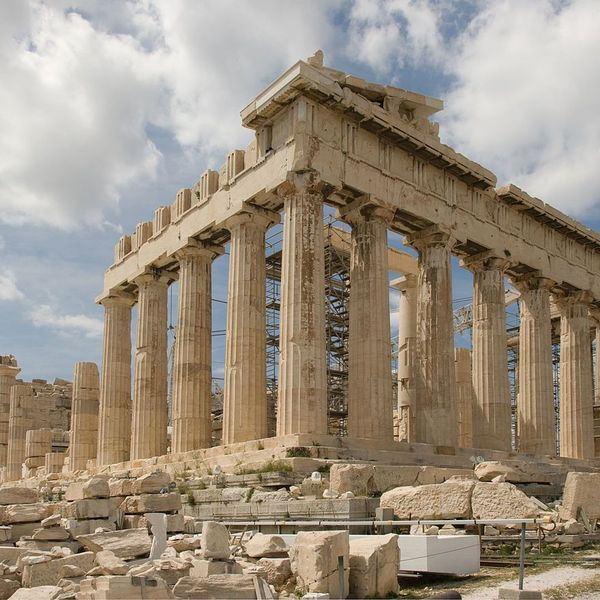 Ancient Greek Architecture Essay Examples