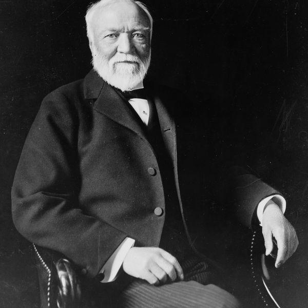 Andrew Carnegie Essay Examples