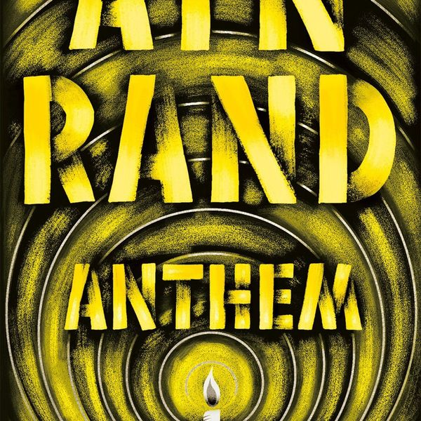 Anthem By Ayn Rand Essay Examples