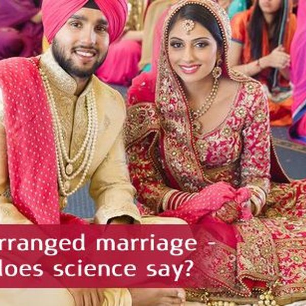 Arranged Marriages Essay Examples