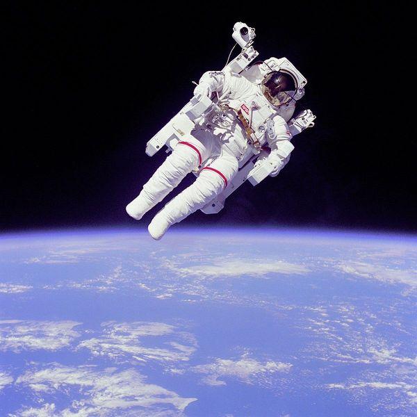 Astronaut Essay Examples