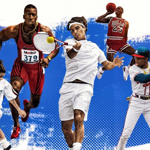 Athletes Essay Examples