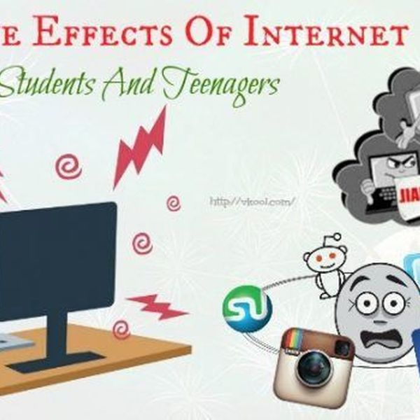 Bad Effects Of Internet Essay Examples