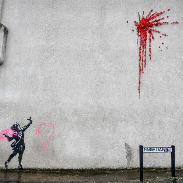 Banksy Essay Examples
