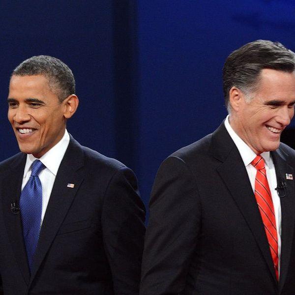 Barack Obama And Mitt Romney Essay Examples
