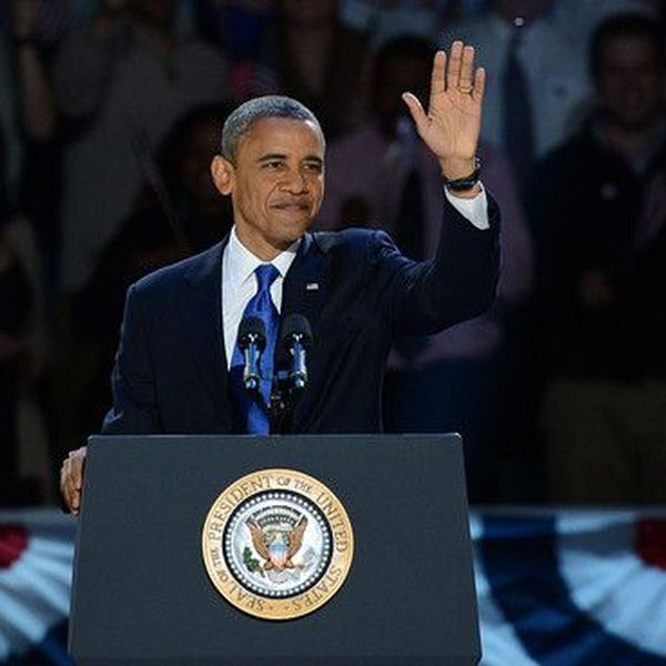 Barack Obama Victory Speech Essay Examples