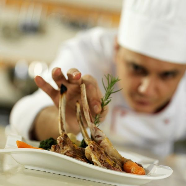 Becoming A Chef Essay Examples