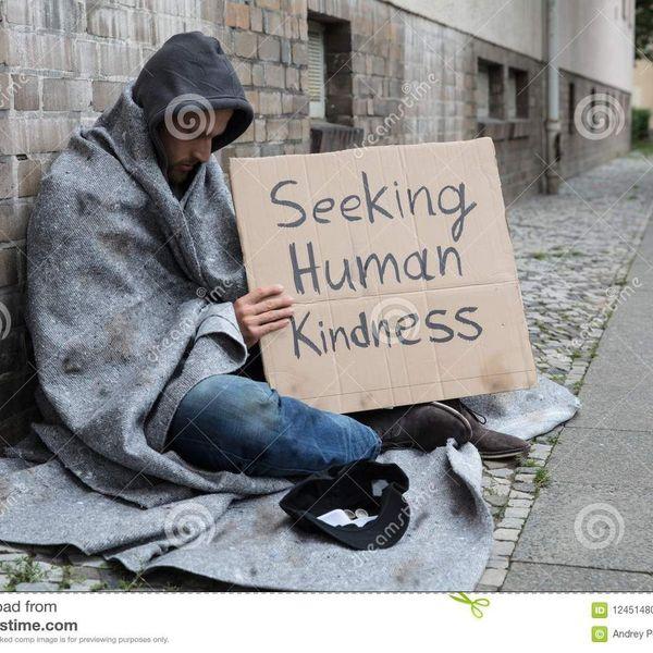 Beggar Essay Examples