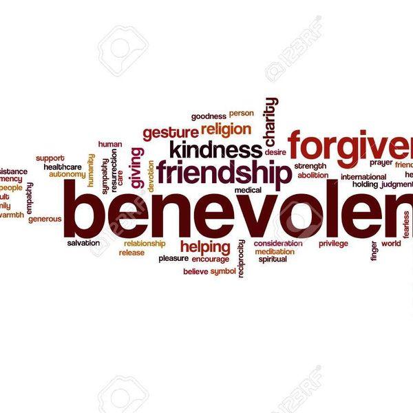 Benevolence Essay Examples