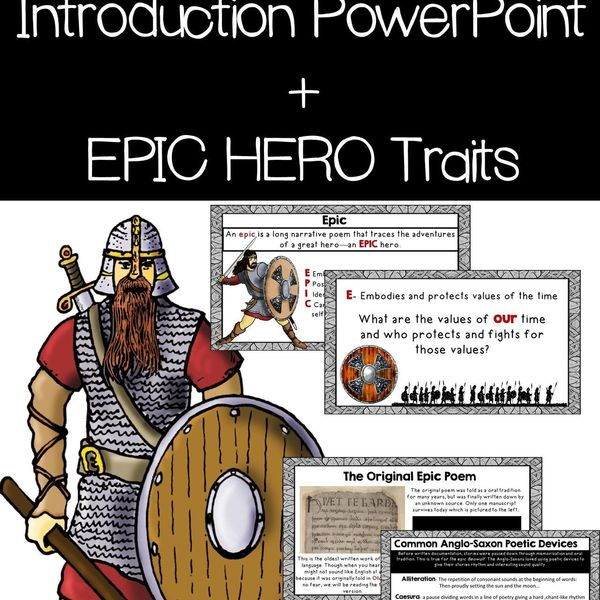 Beowulf Epic Hero Essay Examples
