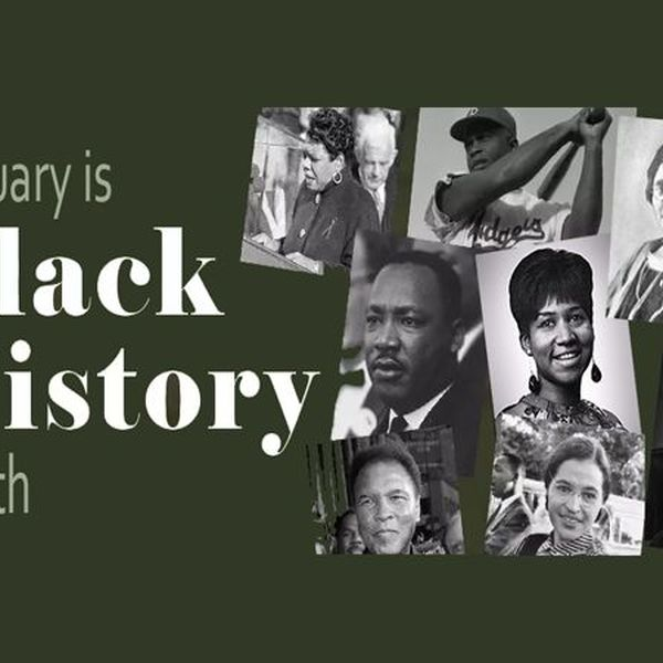 Black History Month Essay Examples