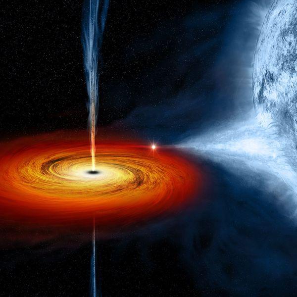 Black Holes Essay Examples