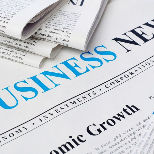 Business News Essay Examples