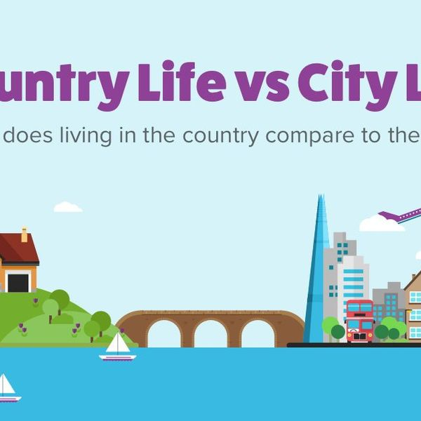 City Life And Country Life Essay Examples